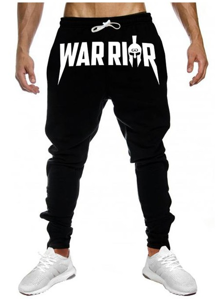 Warrior Pants - schwarz